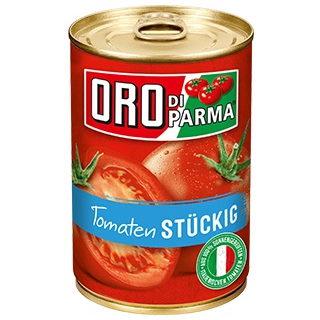 Testsieger im Test von Marktcheck, 28.01.2020: Oro di Parma Tomaten stückig