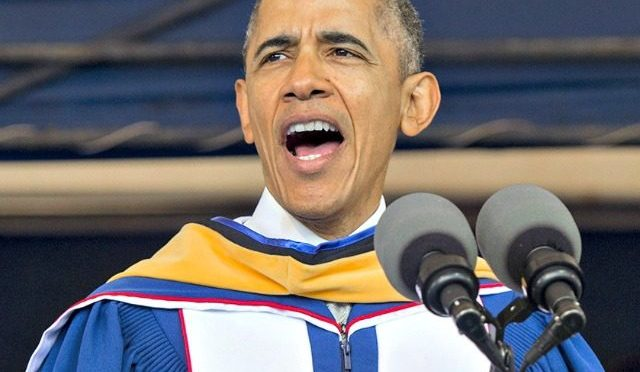 Obama: Crime Created by 'System,' Successful People 'Just Lucky,' 'Wasn't Nothin' You Did'
