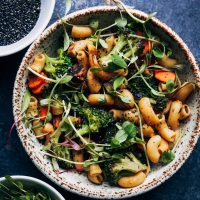 Spicy Veggie Stir-Fry
