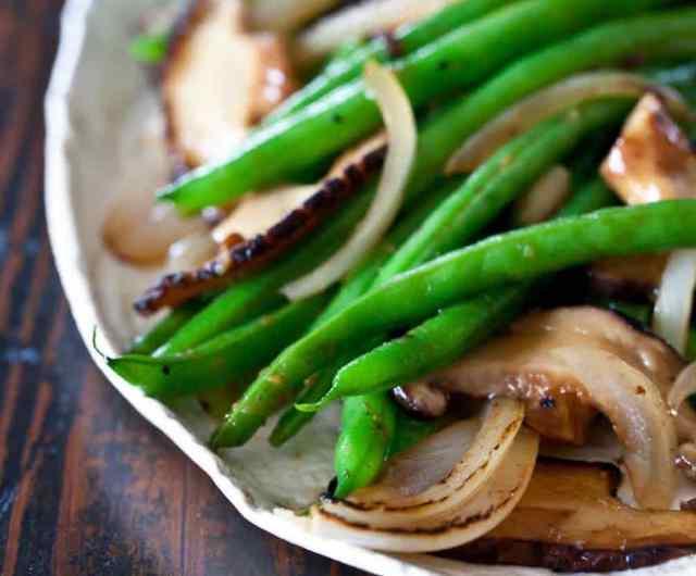 shiitake mushroom recipes stir fry