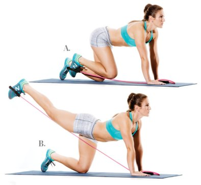 7 Easy At-Home Exercises to Tone Stomach, Bum and Thighs
