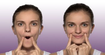 9 Easy Anti Aging Facial Exercises