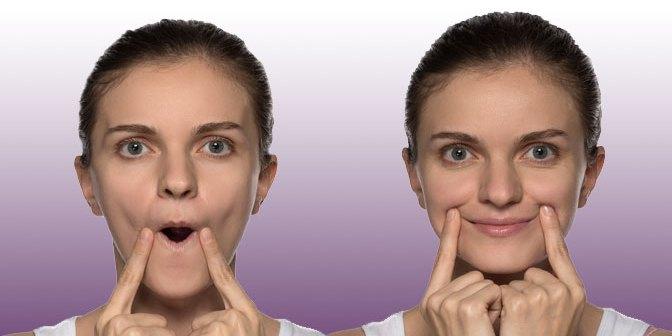 9 Easy Anti Aging Facial Exercises