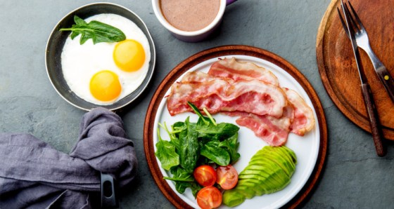 Weight Loss Diet: 7-Day Ketogenic Diet Meal Plan to Lose 10lbs in A Week