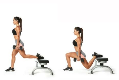 9 Simple Butt Workouts to Do For a Bigger Butt