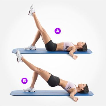 How to Get Rid Of Saddlebags: Tips and 5 Easy Exercises to Do At Home