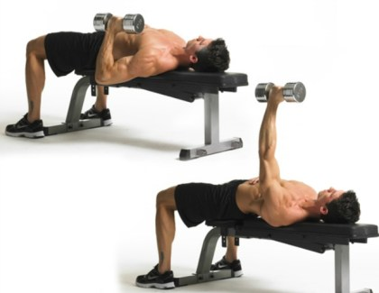 10 Explosive Chest Workouts to Build Bigger and Ripped Chest for Men