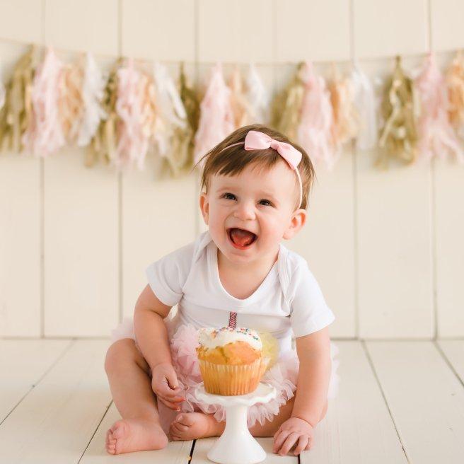 Daughter Laughing