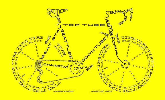 bike parts graphic 60pc