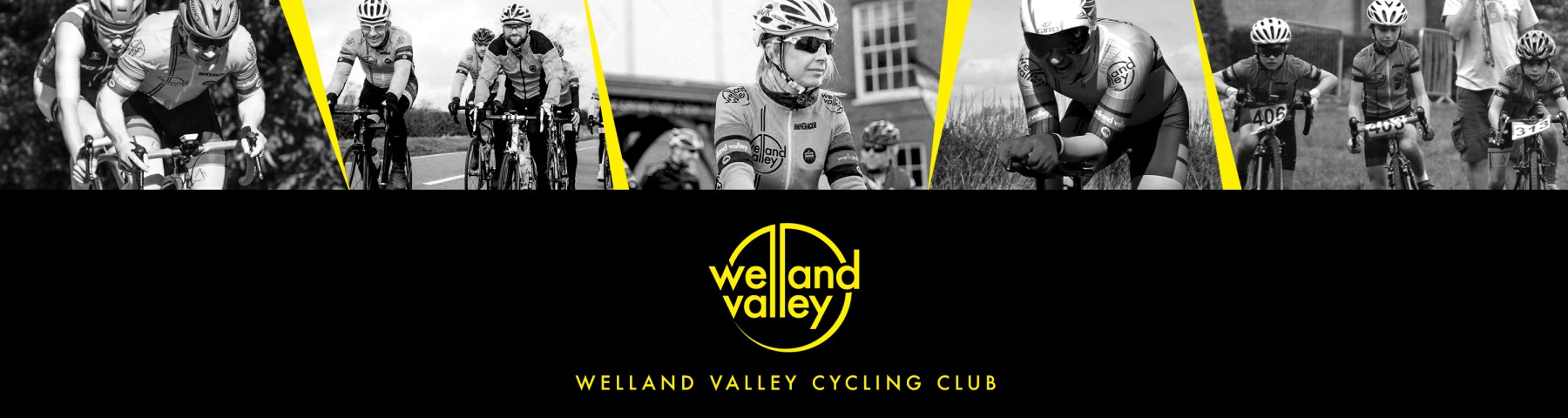 Welland Valley Cycling Club Web Header