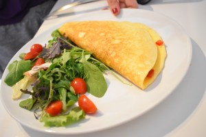 Find Your Flex - Quick & Healthy Omelette