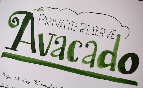 Private Reserve Avocado review