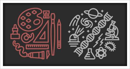 Field Notes Arts & Sciences Edition seal