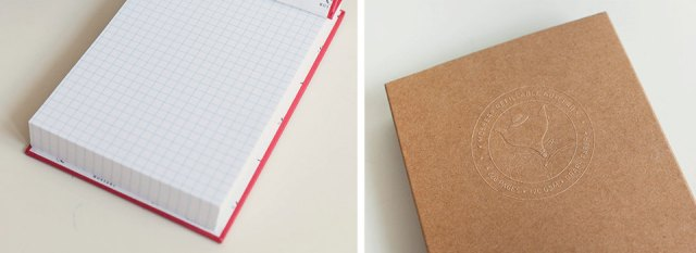 MosseryCo Notepads