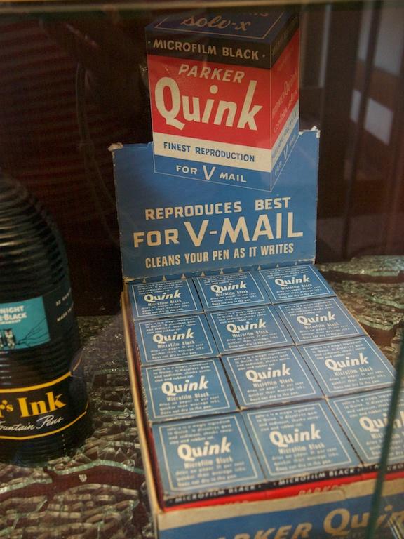 Daly's Pen Shop Quink V Mail ink