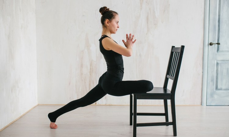 Chair Yoga - Wellbeing in your office
