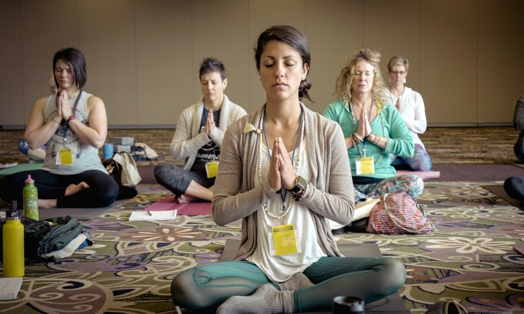 Guided Meditation - Wellbeing in Your Office