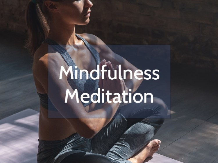 Mindfulness Meditation Promo - Wellbeing in your Office