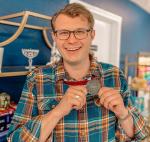 Ryan w medal