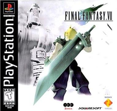 Final Fantasy VII, Square Enix