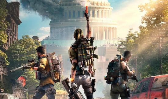 Ubisoft, Tom Clancy, The Division, Ghost Recon, Wild