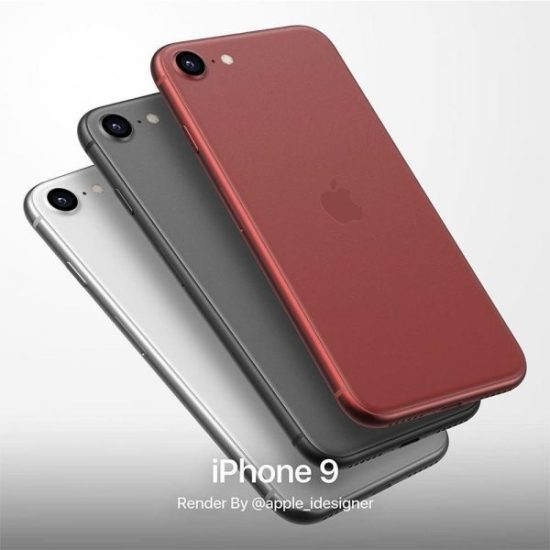 iPhone SE 2020, iPhone 9