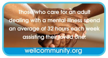 Six Things to Know About Those Who Care For Adults Dealing With Mental Illnesses