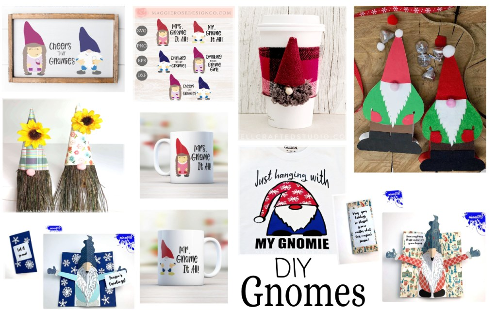 Gnome DIY Craft Projects| Gnome Craft Projects to Make!