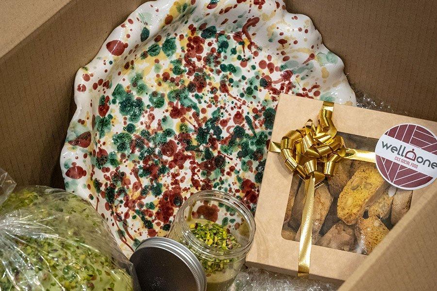 WellDone prodotti artigianali social box