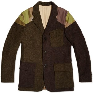 Crazy Mallory jacket front