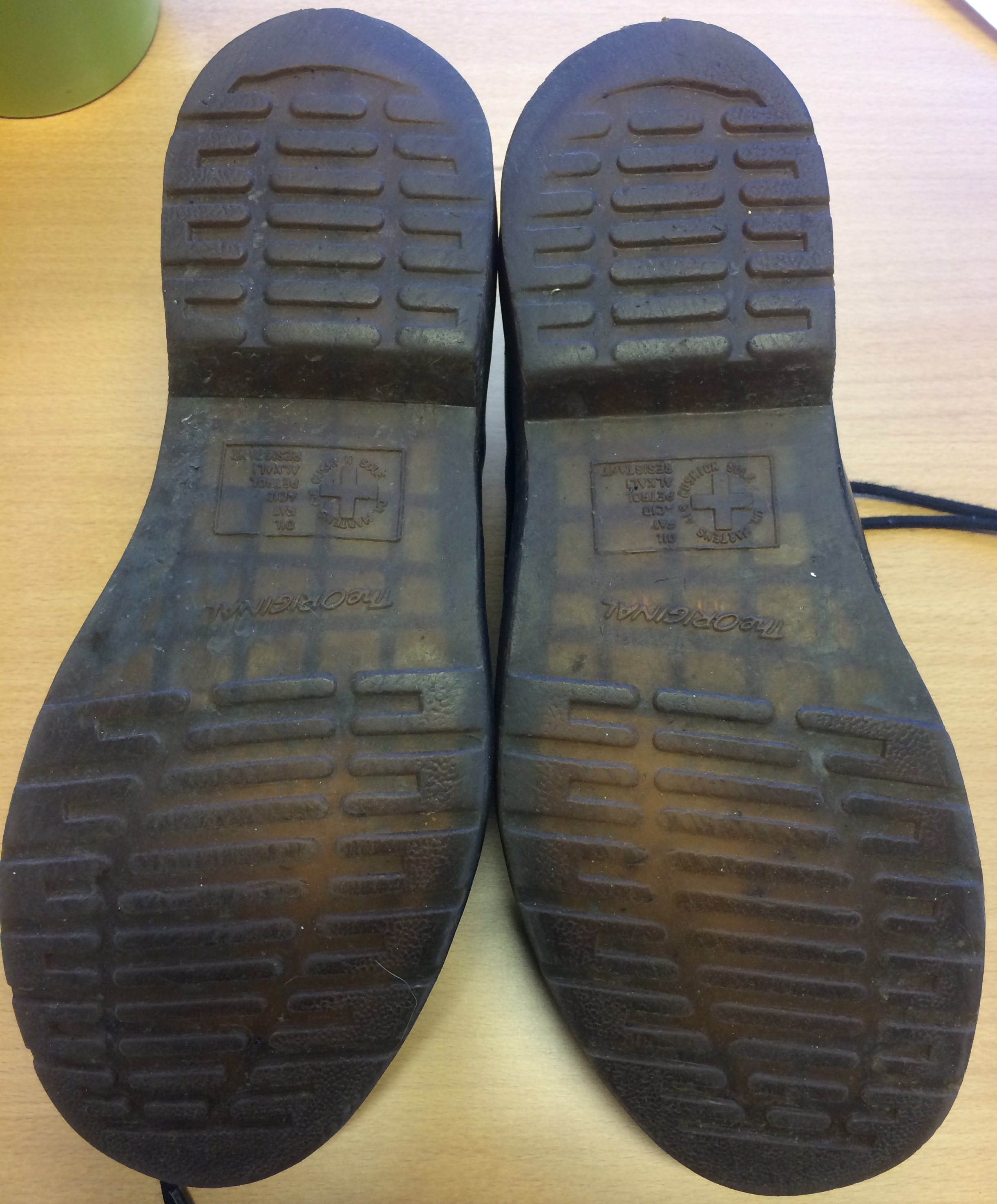 new soles for doc martens