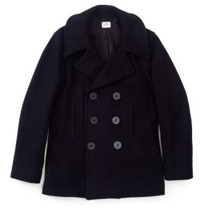 Pea coat by the Real McCoys.