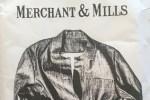 Time for some sewing again... Merchant & Mills jacket!