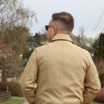 A shorter Gloverall – the SS17 Car Coat