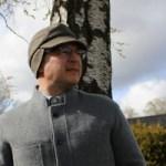 The cycling hat by Karen Henriksen