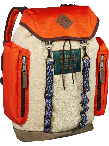 Scotch & Soda Teddy Mountaineer's Backpack