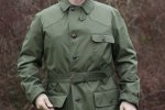 Outerwear: The Grenfell X Cordings Shooter jacket
