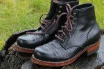 Jeansda boots, Goodyear welted ruggedness