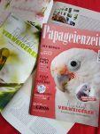 Papageienzeit Magazin Ausgabe 40