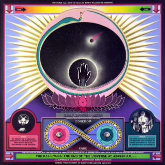 The Kali-Yuga: The End of the Universe 424826 A.D, 1965