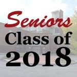 Class of 2018 clip art