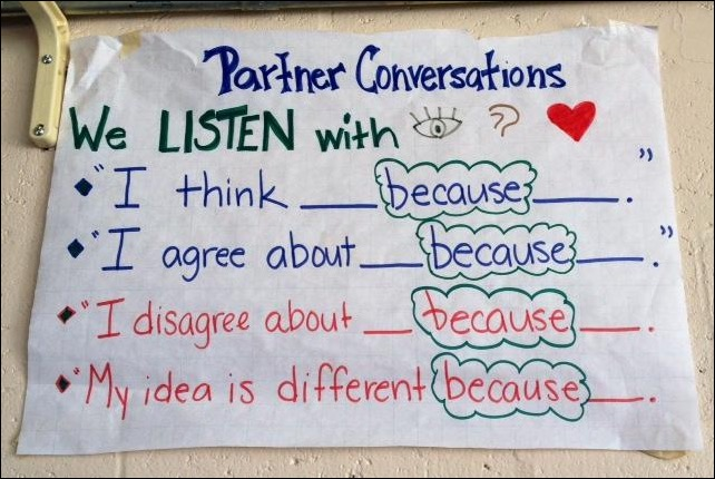 Partner Conversations