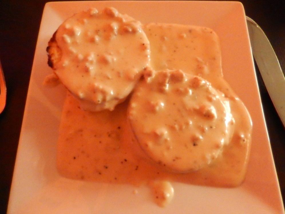 Renee's biscuits & gravy