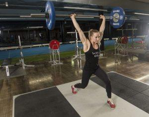 painonnosto eleiko well gym tampere