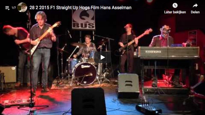 Straight Up Hogs