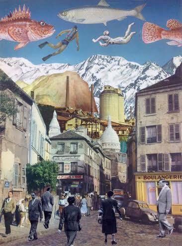 Ferien in Frankreich-Henk Hannemann