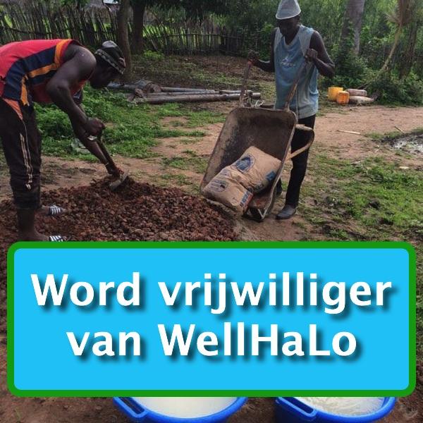 Word vrijwilliger bij WellHaLo
