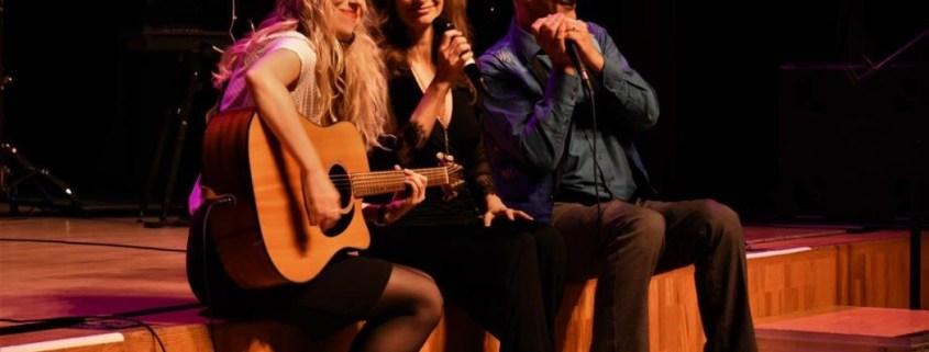 Pia en Erick Douwes en Anneli van Heeswijk