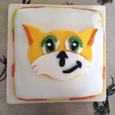 stampy-cake