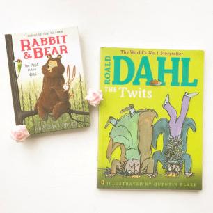 Kids Books RWL Mar17